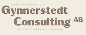 Logotype for Gynnerstedt Consulting AB